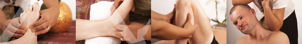 thaise voetreflex massage